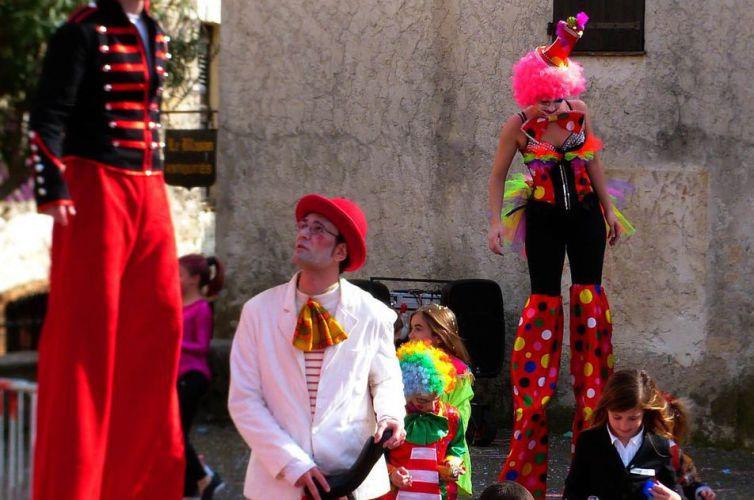 Carnaval Biot 2014