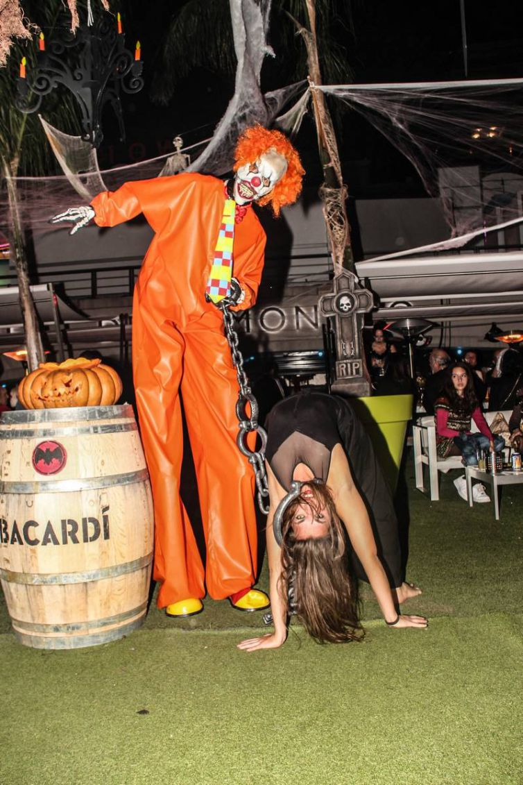 Halloween Brasserie Monaco