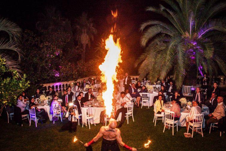 Mariage Villa Cannes