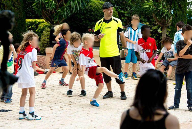 Anniversaire foot Monaco