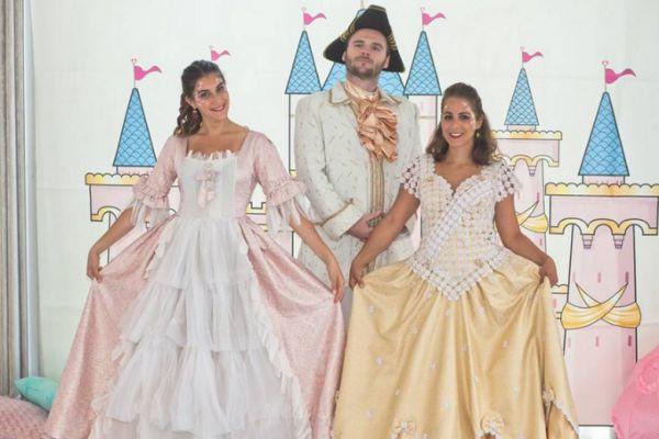Anniversaire princesses - Eklabul Evénement