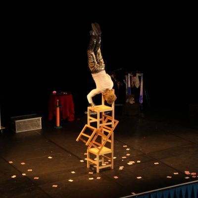 Chaises Equilibre - Eklabul Evenements