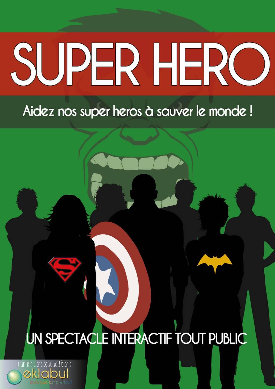 Affiche-Super-Hero