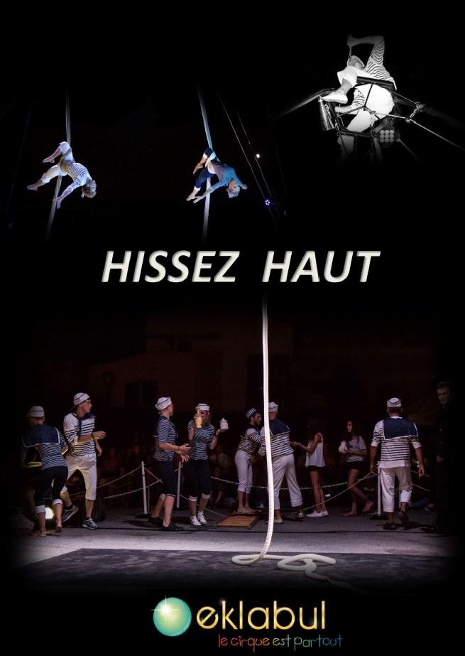 Affiche Hissez-Haut