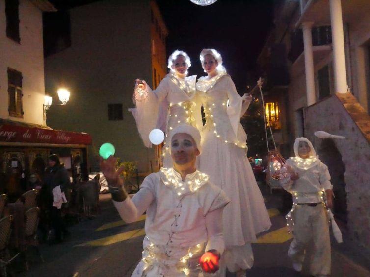 Parade Lumineuse à Biot
