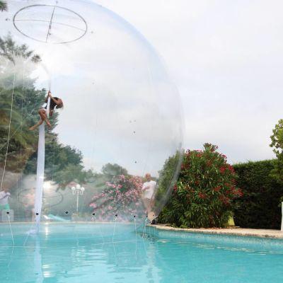 atmO²sphere tissu sur eau 03 - Eklabul Evenements