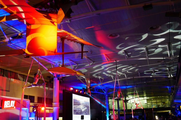 Inauguration projet Coeur d'aéroport Marseille