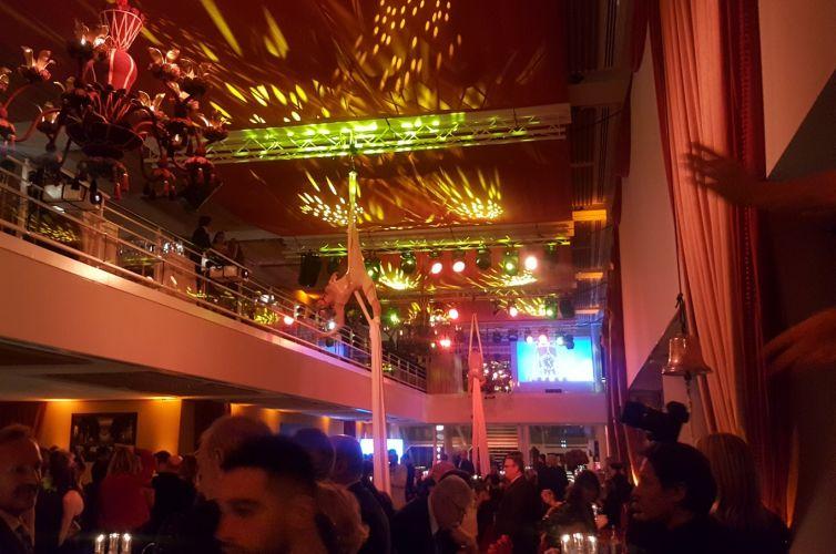 Russian New Year evening in Monaco