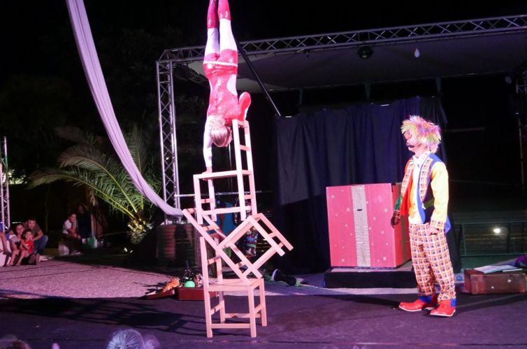 Crazy Circus à St Tropez
