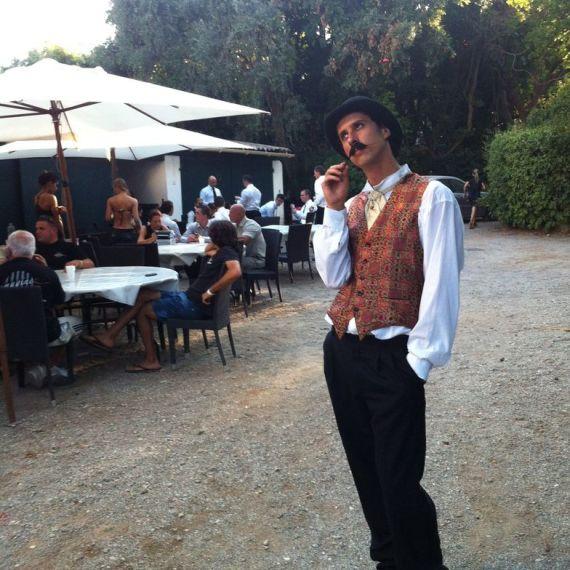 costumes et personnages Evenement privé - Evenement Eklabul