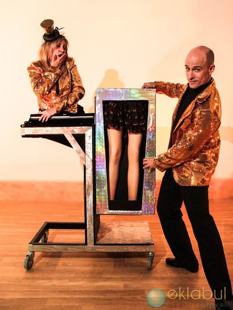 Spectacle Brenda et Dylan - Eklabul événement