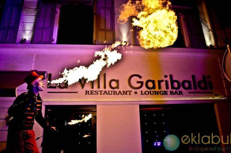 Clubbing Villa Garibaldi