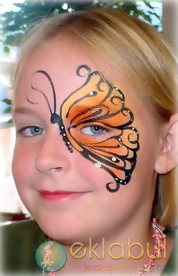 Maquillage Enfant Eklabul Evénement Prestataire événementiel