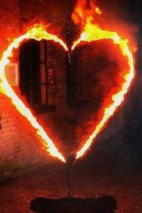 Coeur de feu