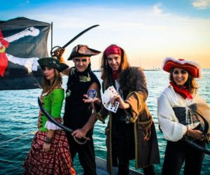 anniversaire pirates juan - Eklabul Evenements