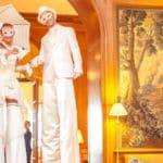 Echassier Blanc - Eklabul Evenement