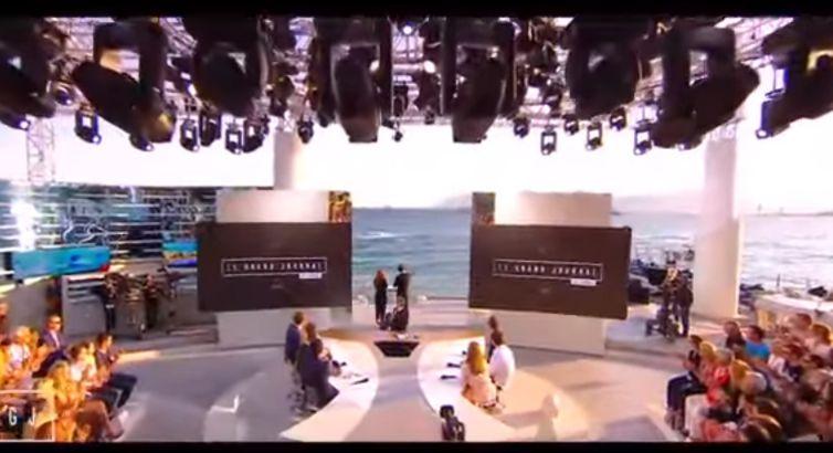 Eklabul sur Canal+