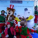 inauguration Tyrolienne la Colmiane - Eklabul Evenement