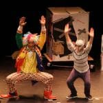 Royal Circus Show à Menton 2015 - Eklabul