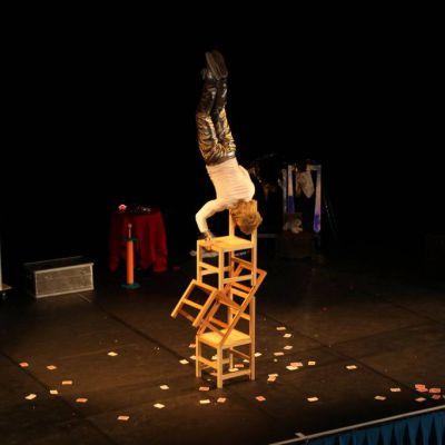 Chaises Equilibre - Eklabul Evenements