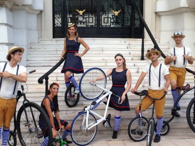 Cycles en tout genre - Eklabul Evenements