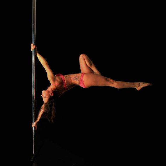 Mat Chinois et Pole Dance - Eklabul Evenements