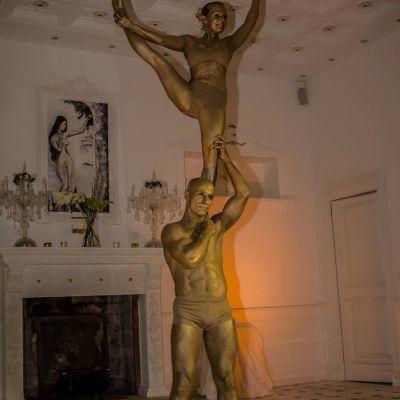 Portés acrobatique - Eklabul Evenements