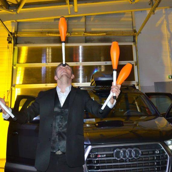 Soirée Audi Bordeaux - Eklabul Evenements