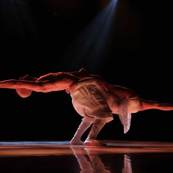 Portés acrobatiques 26 - Eklabul Evenements