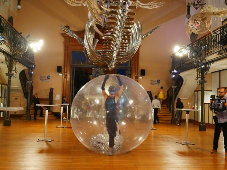 Soirée de la mer au musée océanographique