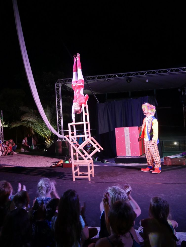 Crazy Circus in St Tropez