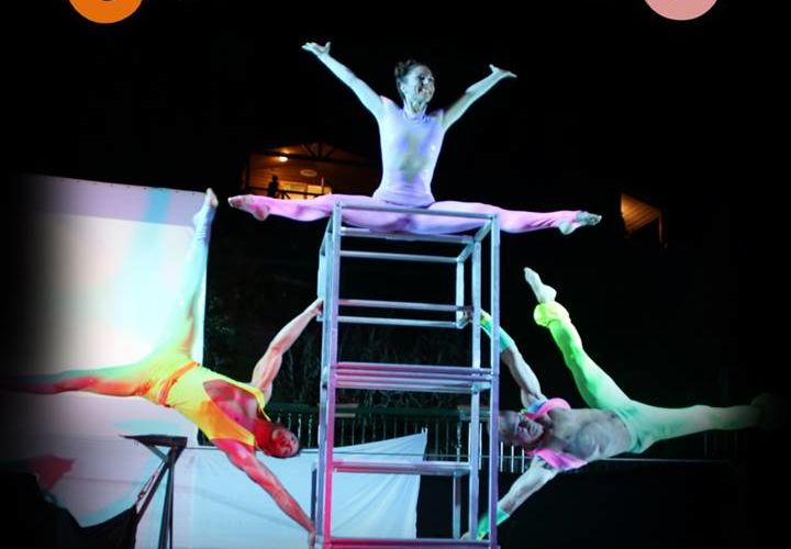 Notre spectacle Coloroso en version 3 artistes