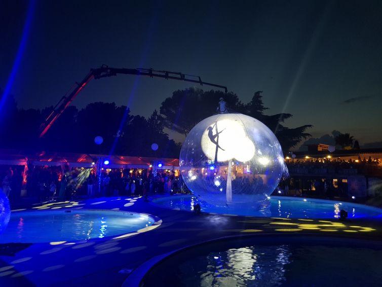 L'envol de notre bulle atmO²sphere