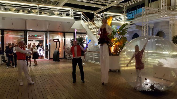 Soirée voile au Yacht Club de Monaco