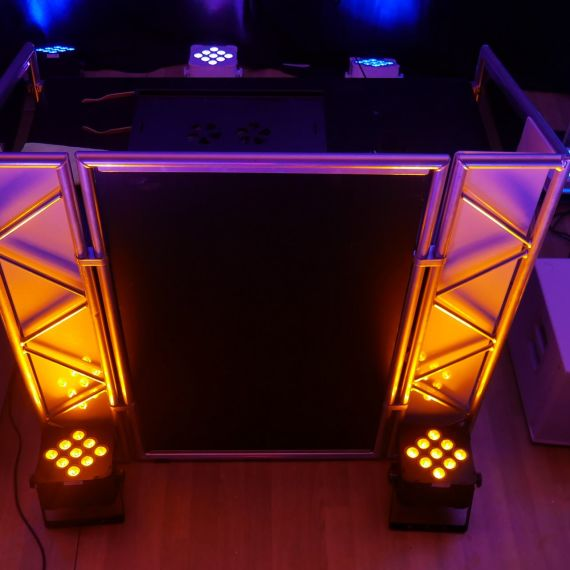 matériel DJ  12
