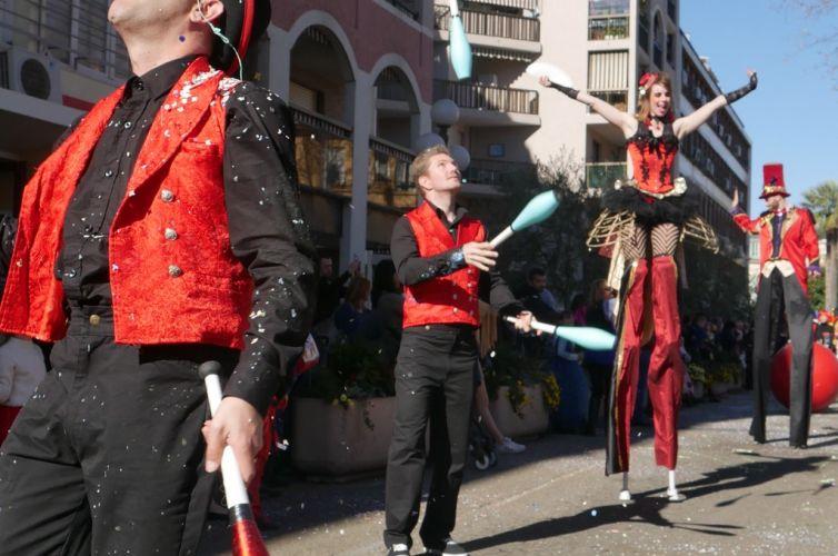 Carnaval de Cagnes sur mer 2019