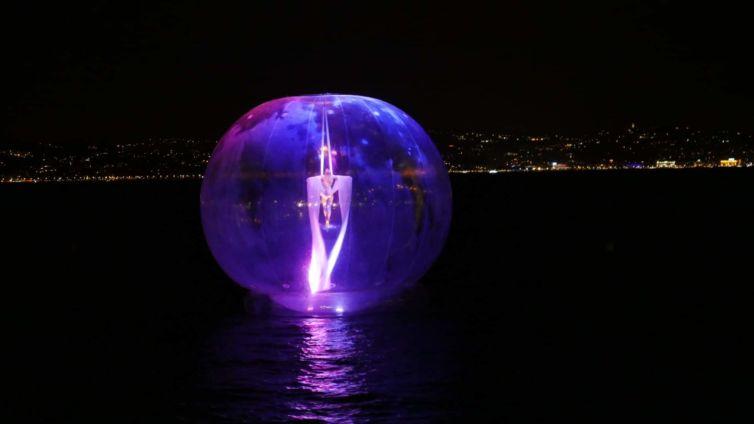 L'athmO²phere en mer à Théoule