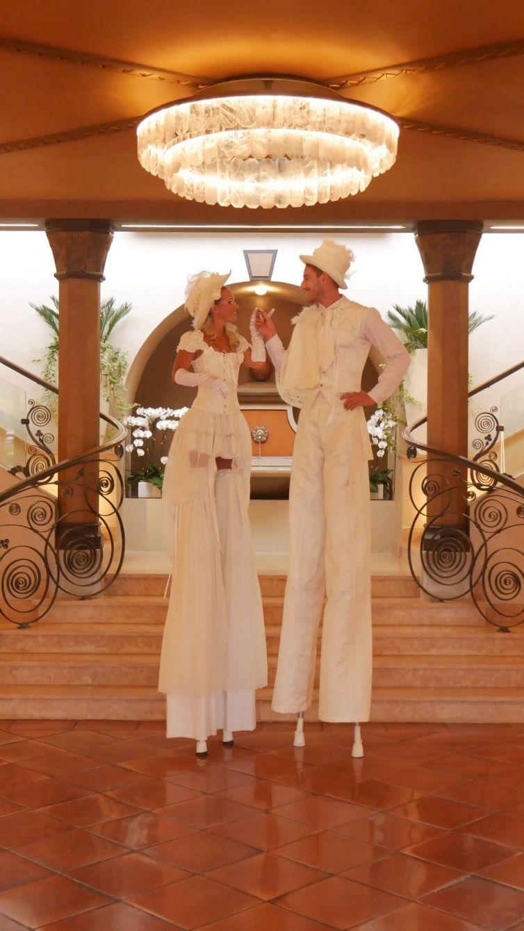 Soirée de Mariage à Saint-Tropez