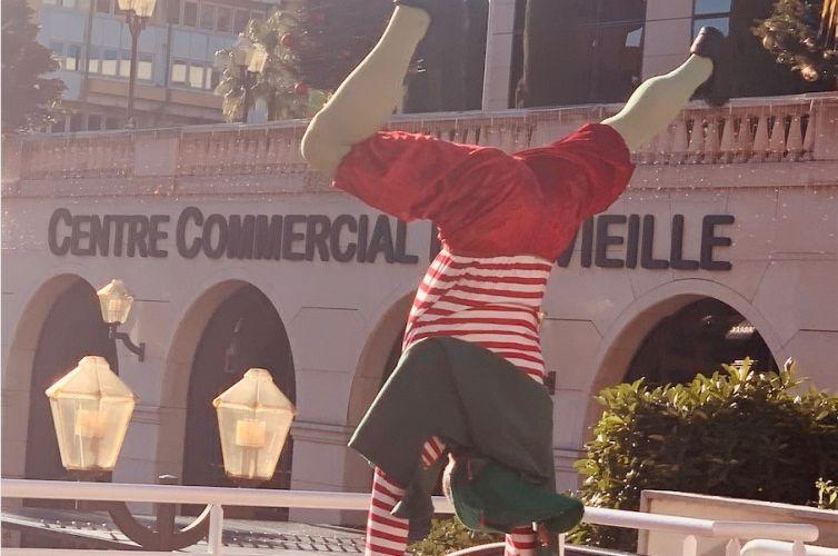 Animations de Noël – Monaco