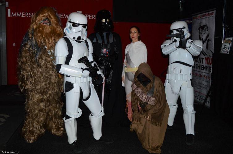 Soirée Star Wars – CGR Cagnes-sur-mer