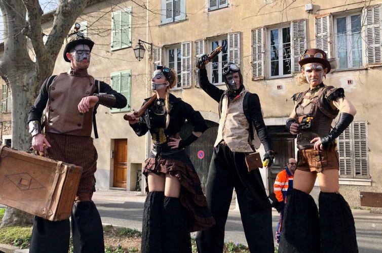 La fête de la Saint-Blaise de Valbonne