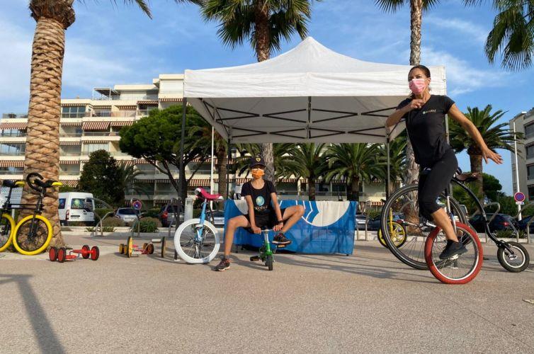 Journée de la marche et du Vélo à Cannes – Septembre 2020