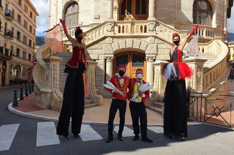 Déambulation au Rocher de Monaco – Septembre 2020
