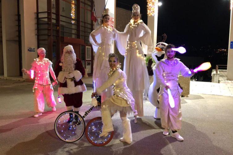 Parades de Noël 2020